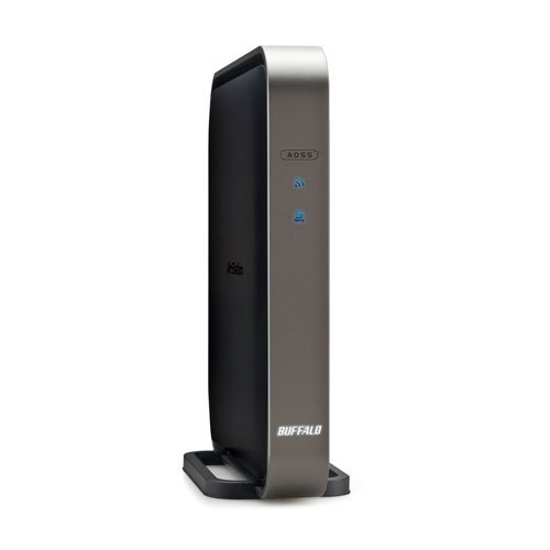 Buffalo AirStation AC1300 / N450 4-Port Gigabit Dual Band Wireless Ethernet Bridge and Gaming Adapter - WLI-H4-D1300