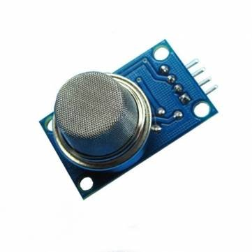 SUKRAGRAHA Smoke Detector Board Module MQ-2 for Arduino Genuino System