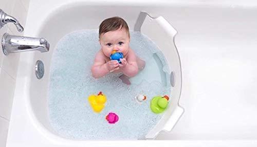 Riempire La Vasca Da Bagno In Inglese : Babydam riduttore di vasca bianco grigio: amazon.it: prima infanzia
