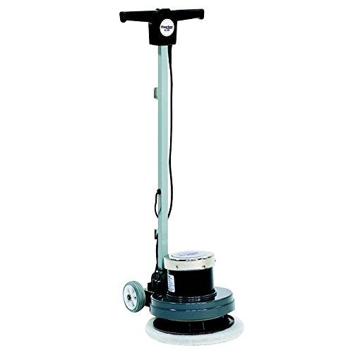 Overmat Floorboy XL300 Poliermaschine Reinigungsmaschine inklusive je 5 Pads zum Reinigen, Einölen und Polieren
