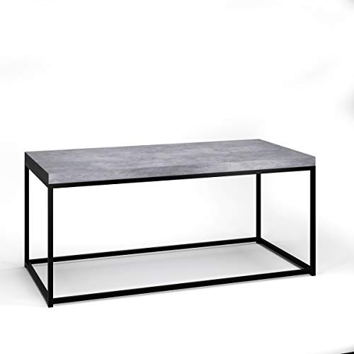 Giantex Coffee Accent Tea Table For Modern Living Room Bedroom Steel Metal Pine Frame Tables W Faux Marble Top Cocktail Table 39 5 X20 X18 Dark Gray
