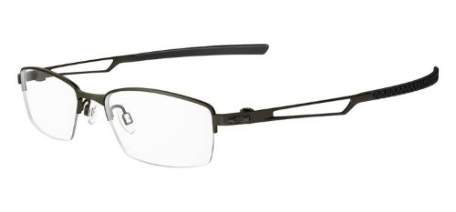 Oakley Halftrack Eyeglasses Pewter - Sunglasses Oakley Used