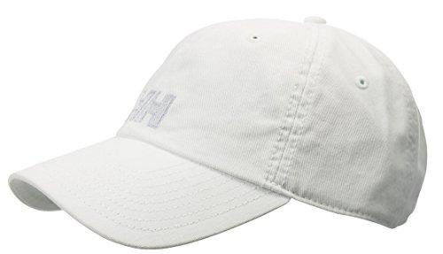 Helly Hansen Accessories - Helly Hansen Logo Cap, White, STD