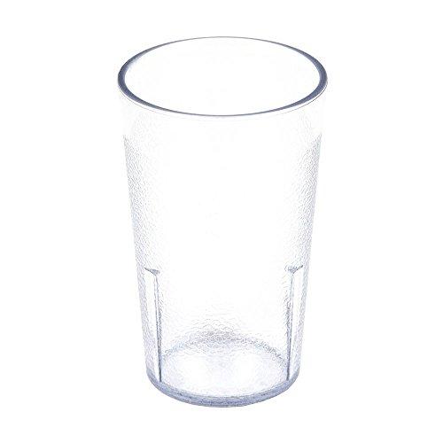 - Cambro Colorware 16 oz. Plastic Tumbler, Clear (1600PSW12152) Category: Plastic Cups