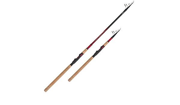 SHIMANO Catana Ex Telespin 2.40 m 7-21 g Cañas de Spinning Pesca ...