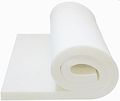 MEDIUM FIRM Seat Cushion Replacement Foam Cushion 1536 Foam Cushion 3T x 30W x 80L Upholstery Foam Sheet Foam Padding