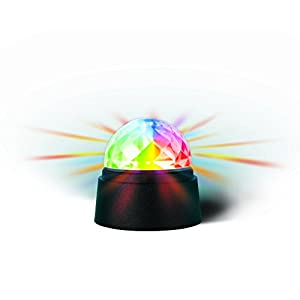 Sharper Image Party Light Bulb