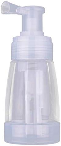 Gaddrt 15 x 6.3cm Abnehmbare Reise-Pulver-Sprühflasche PET-Material Kosmetikflaschen Sprühflasche (A)