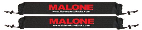 Malone 25-Inch Roof Rack Pads for Kayaks/SUPs/Surfboards (Set of 2) - Kayak Rack Pads