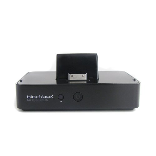 BlackBox Digital AV Dock via HDMI for Apple iPod iPhone iPad (MLG-6025DK)