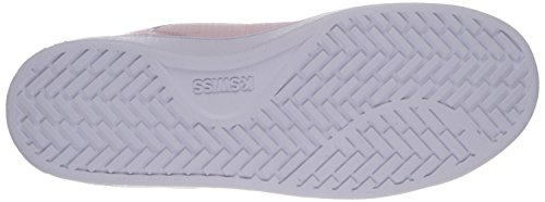 K-swiss Womens Propre Cour Cmf Mode Sneaker Pot-pourri / Piment / Blanc