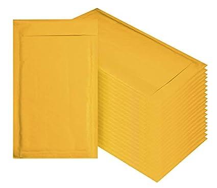 Amazon Com Amiff Kraft Bubble Mailers 6x9 Padded Envelopes 6 X 9
