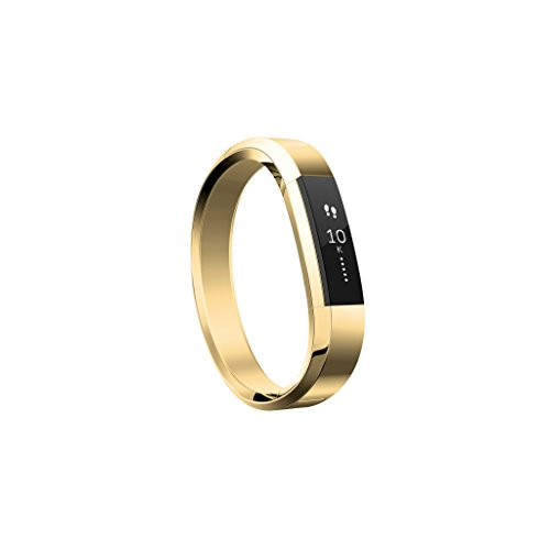Fitbit Accessory Band, Metal Bracelet, Gold