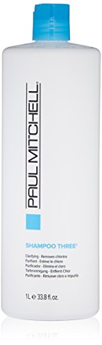 Paul Mitchell Shampoo Three,33.8 Fl Oz