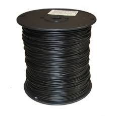 - 1000 Foot Spool 18 Gauge Boundary Wire for In Ground Pet Fence by AGM Distribution