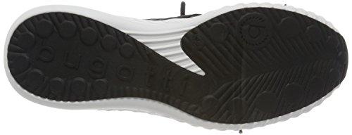 Bugatti Men's 342394616900 Slip on Trainers, Black, 6 UK Black (Schwarz 1000)