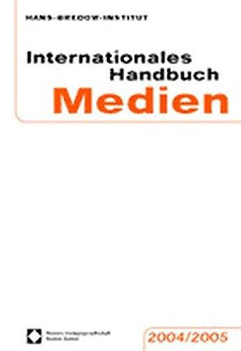Internationales Handbuch Medien 2004/2005