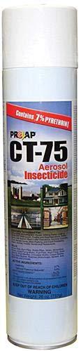 Chemtech 698298 25 oz Prozap CT-75 Dairy Aerosol (Prozap Spray Food)