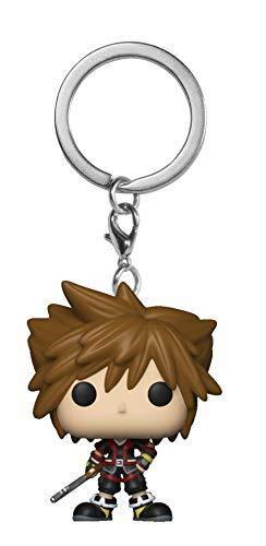 Funko Pop Keychain: Kingdom Hearts 3 - Sora Collectible Figure, Multicolor
