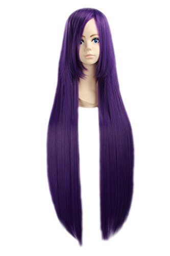 Purple Wig Costume Ideas (LOUISE MAELYS 39