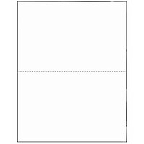 DOCUPRINT FORMS & SIGNS 2 OUTDOOR W-8555 5.5X8.5 2 Inches per Sheet