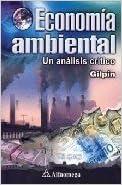 Book Economia Ambiental Un Analisis Critico