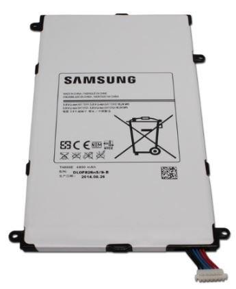 Genuine Samsung 4800mAh Battery SM T325 product image