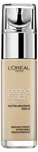 L'Oréal Paris Perfect Match Foundation, N1.5 Linen, 1er Pack (1 x 30 ml)