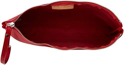 Giorno Rosso Donna Plate Da Bruno Pochette grenat Vanessa SqI7I