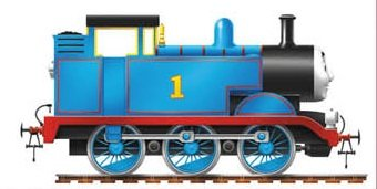 Thomas The Tank Wall Border - 6