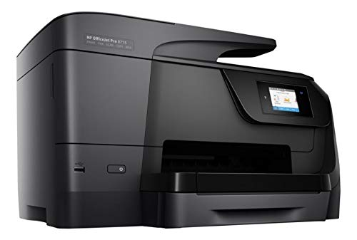 HP Officejet Pro 8715 All-in-One Multifunction Printer - Thermal Inkjet - Print/Copy/Scanner/Fax by HP (Image #4)