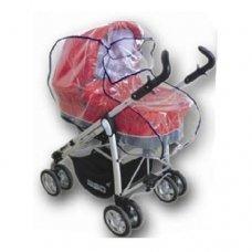 Baby Universal Kinderwagen Babyschale Stubenwagen Regenschutz Caratero