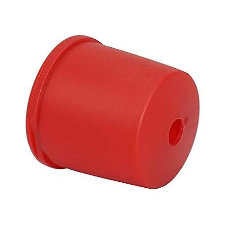 Compatibile con Macchine da caff/è ILLY con Cucchiaio Blush Pp-Red Riutilizzabile Riutilizzabile Hamkaw Filtro per caff/è Riutilizzabile in Acciaio Inox