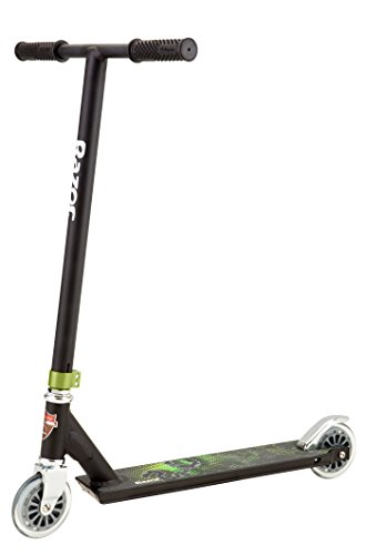 Razor Black Label 2.0 Scooter, Matte Black