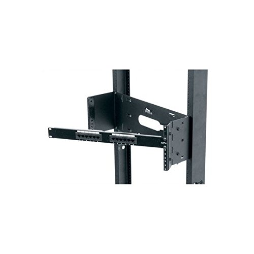 Middle Atlantic 4 Space Hinged Panel Mount - Middle Atlantic Hinged