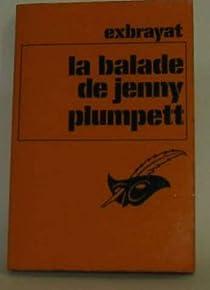 La balade de Jenny Plumpett par Exbrayat