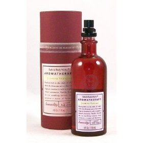 Bath & Body Works Aromatherapy Jasmine Vanilla Sensual Body Essence 4 fl oz (118 ml)