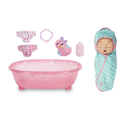 Baby Born Surprise Bathtub Surprise Teal Kitty Ears