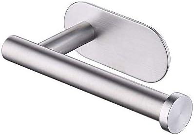 ZJN-JN ティッシュホルダー 浴室用 表304穿孔ロールホルダートイレットティッシュホルダーラックトイレットペーパーロールホルダー用ナプキンホルダー