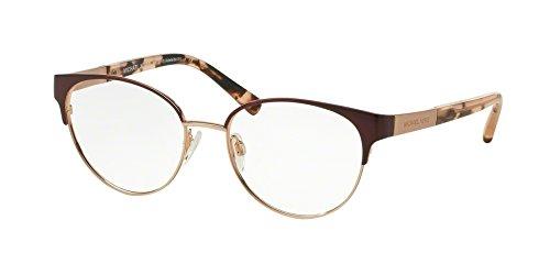 Michael Kors 0MK3010 Optical Full Rim Round Womens Sunglasses
