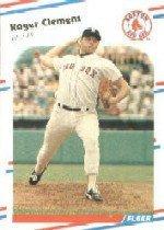 Amazoncom 1988 Fleer Roger Clemens Baseball Card 349