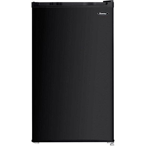 Precise Cooking System - Danby DCR032C1BDB Compact Refrigerator, 3.2 Cubic Feet, Black