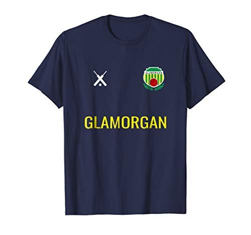 Glamorgan Wales Cricket shirt
