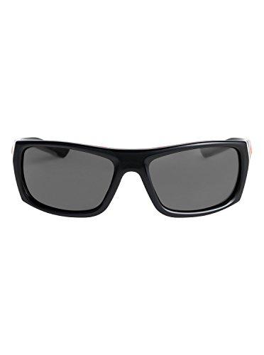 Shiny Black de EQYEY03072 pour soleil Grey Lunettes Knockout Homme Noir Quiksilver red wqUpFC8