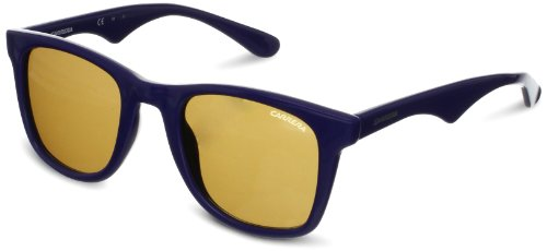 Carrera CA6000LS Rectangular Sunglasses,Blue,50 - 6000 Carrera Sunglasses