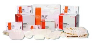 Exu-Dry 5999004120 Non-Adherent Dressing. Case of 120