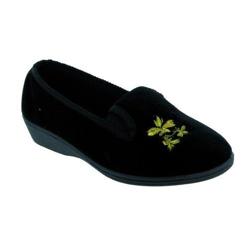 Zapatillas Para Mujer Mirak Hetty Slipper / Classic Mujeres Black