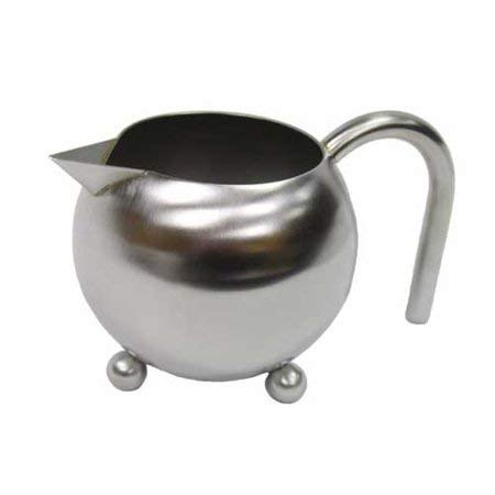 Amazon.com: G & H Tea Services Henley Creamer de acero ...