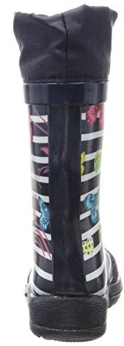 Beck Mädchen Fantasy Gummistiefel Mehrfarbig (Multicolor)