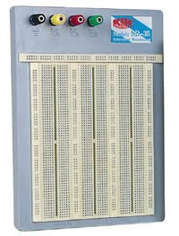 Velleman SD35N 2420 Holes Breadboard Multi-Colour
